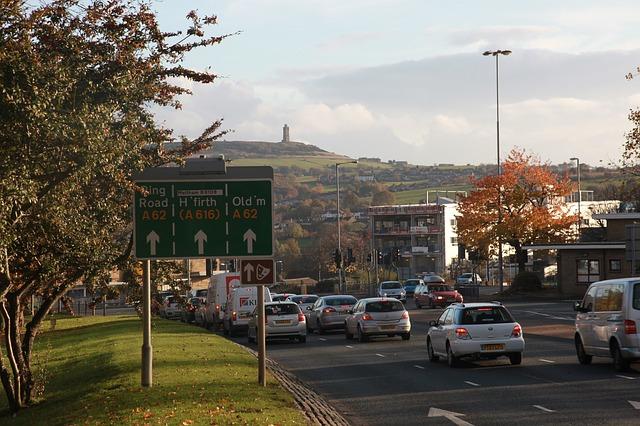 Huddersfield Ring Road